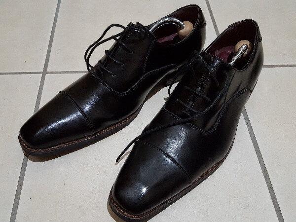 激安ビジネスシューズ「ZINC」の革靴を3ヵ月履いた感想
